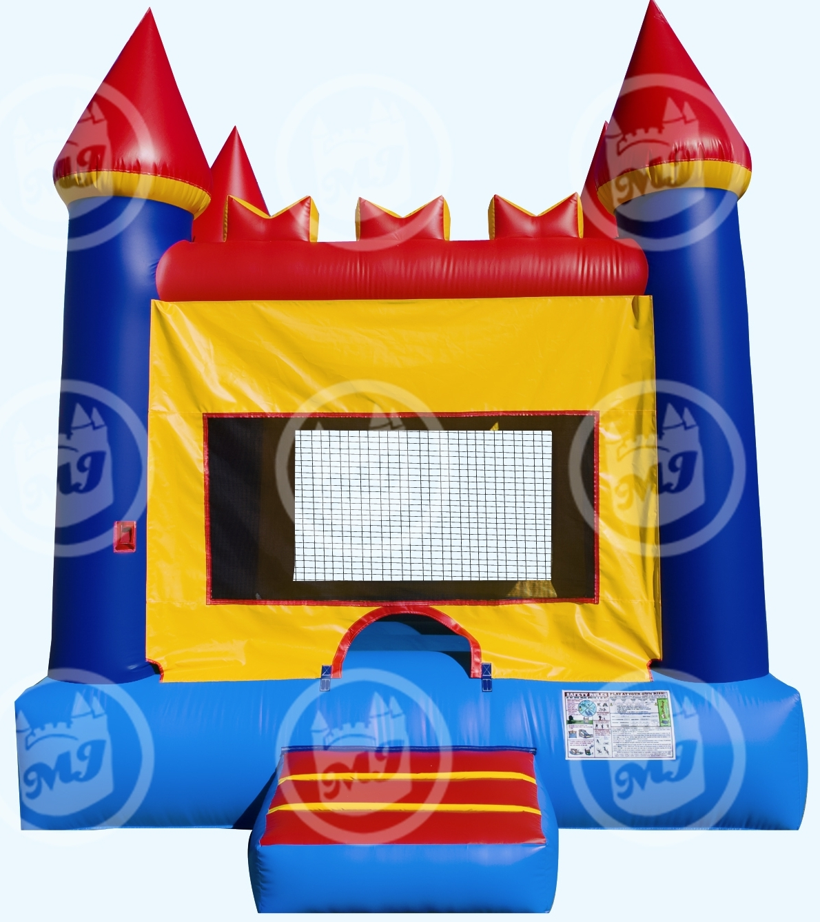 Fort Lee Bounce House
