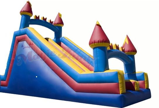Fort Lee Inflatable Slide